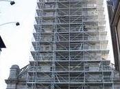 basilique Saint-Gervais Avranches (50) work progress