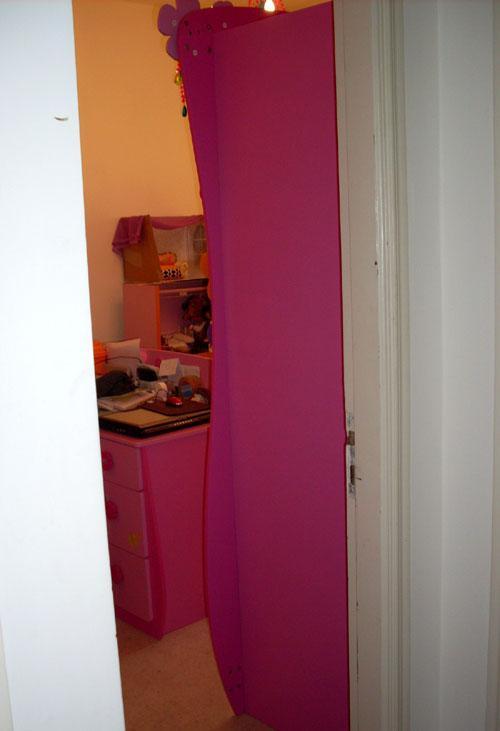 meuble ikea peinture termin e en avant le carton lire. Black Bedroom Furniture Sets. Home Design Ideas