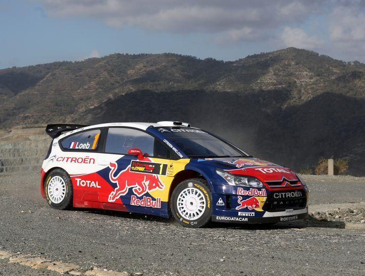 Rallye tous en jordanie du 1er au 3 avril 2010 pr sentation voir - Voiture sebastien loeb ...