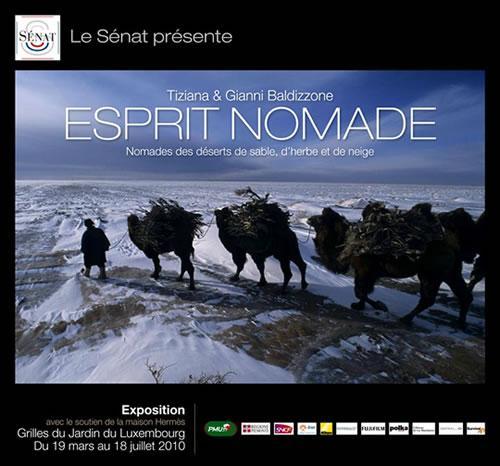 Esprit nomade 80 photographies au jardin du luxembourg - Exposition jardin du luxembourg ...