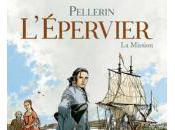 débuts l'Épervier télé, pour France