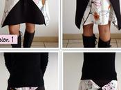 Couture jupe possibilités