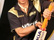 Shahrukh Khan gagne tournoi d'IPL!