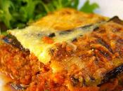 MOUSSAKA version traditionnelle