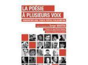 poésie plusieurs voix, anthologie (lecture d'Alain Helissen)