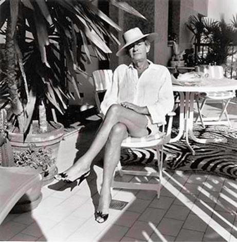 Is Helmut Newton's photography artistic or pornographic?