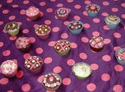 Cupcakes Pâques, choco déco chocolat blanc