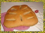 Fougasses herbes Provence