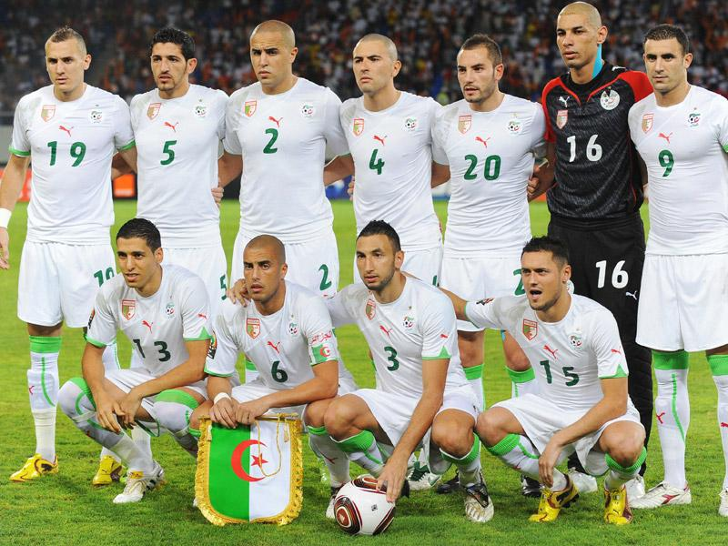 Coupe du monde 2010 les maillots de l 39 alg rie cartonnent paperblog - Algerie disqualifie coupe du monde ...