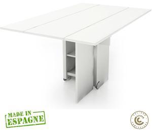 Une table pliante surprenante paperblog for Table pliante de salle a manger