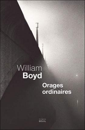Orages ordinaires de William Boyd dans Roman policier