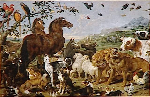 Dessiner ou peindre des animaux les b tes sauvages et - Dessins d animaux sauvages ...