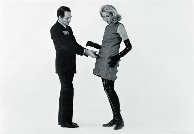 Pierre Cardin : 60 ans de création