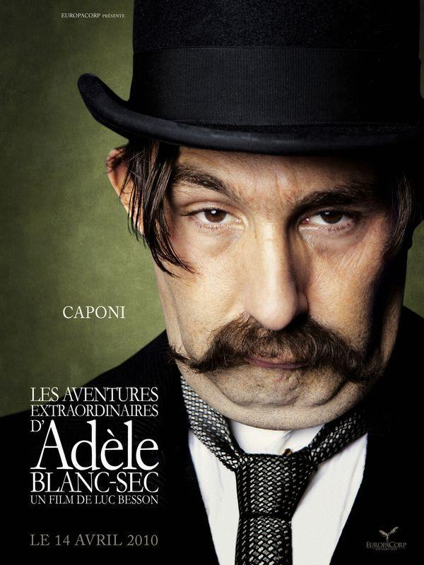 Adèle Blanc-Sec : Quelques extraits et visuels en attendant la sortie du film