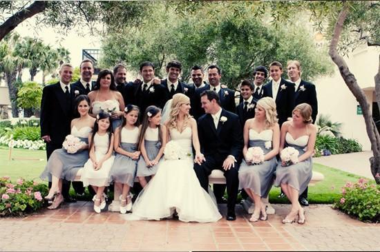 D coration de mariage romantique jardin chic voir - Decoration jardin mariage ...