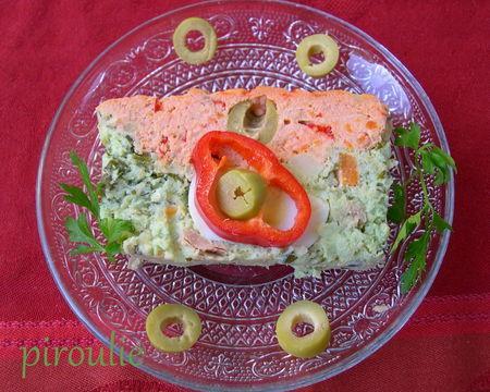 p 226 t 233 de poisson bicolore une entr 233 e aux couleurs vives pour vos table de f 234 tes 192 d 233 couvrir