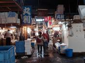 Trip halluciné marché Tsukiji
