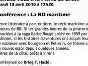 Conférence maritime Fnac Brest
