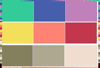 quelles sont les couleurs tendance pour ce printemps t 2010 voir. Black Bedroom Furniture Sets. Home Design Ideas