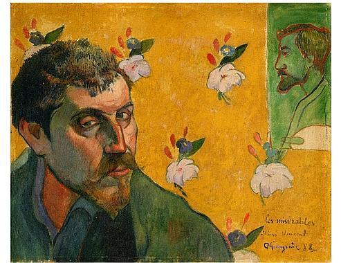 Gauguin en vedette au mus e van gogh d 39 amsterdam paperblog - Autoportrait van gogh oreille coupee ...