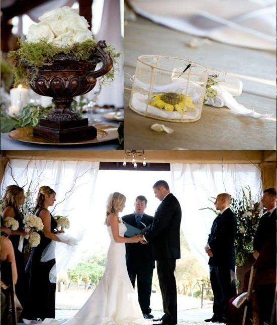 Mariage th me vigne chic dans un vignoble voir - Theme de mariage chic ...