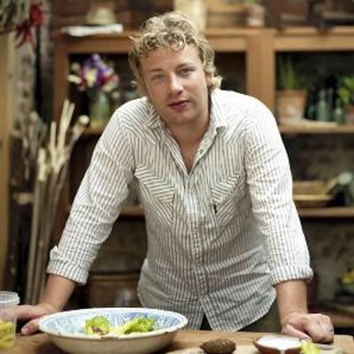 Jamie oliver contre la malbouffe am ricaine lire for Cuisinier oliver