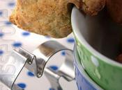 """Centième participation Biscuits """"américains"""" tapenade d'olive verte pesto"""