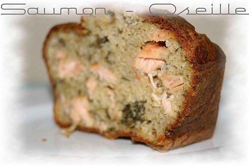 Cake Saumon Oseille De Sophie