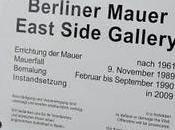 Berliner mauer comment artistes racontent l'Histoire avec pinceau