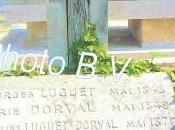 Marie d'Orval cimetière Montparnasse