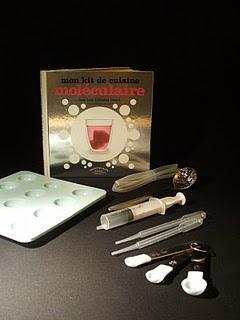 mon kit de cuisine mol culaire paperblog. Black Bedroom Furniture Sets. Home Design Ideas