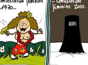 burqa, interdiction générale effet gore