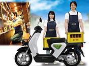 Scooter Electrique HONDA pour 2012