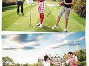 Golf mode détente