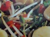 Salade saint-jacques vapeur Ninou