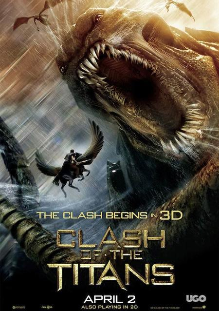 Le choc des Titans (Louis Leterrier, 2009): chronique cinéma