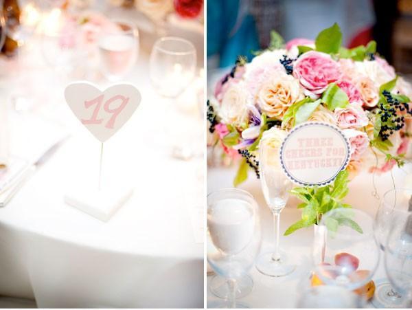 Décoration De Mariage Rose Clair Peche Pictures
