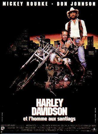 Harley Davidson Et L Homme Aux Santiags Films