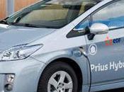 Toyota lancent l'expérimentation Prius rechargeables Strasbourg