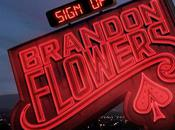 aperçu l'album solo Brandon Flowers, leader Killers.