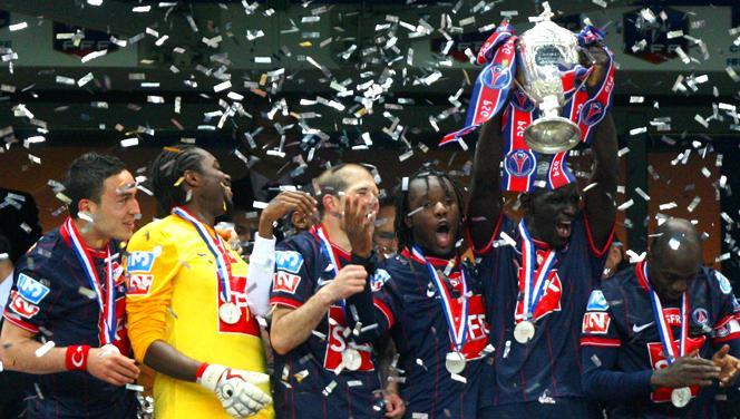 Coupe de france 2010 et le gagnant est le psg lire - Gagnant coupe de la ligue ...