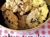 Cookies farine d'épeautre pépites chocolat