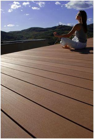 terrasse en bois comment choisir paperblog. Black Bedroom Furniture Sets. Home Design Ideas