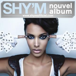 Shy'm: Elle dévoile la pochette de son nouvel album