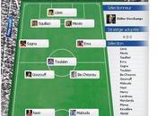 liste l'Equipe France Coupe Monde