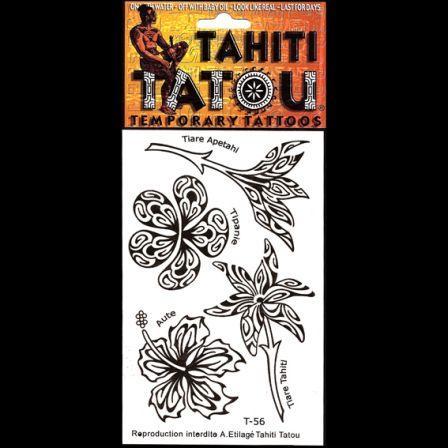 Tatoo Tendance : le tatouage temporaire fait son come-back !