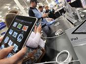 iPad commercialisation chez opérateurs télécoms.
