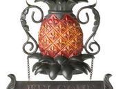 symbolique l'ananas Etats-Unis