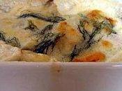 Gratin fenouil mozzarella