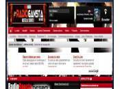 Ouverture nouveau site RadioGansta